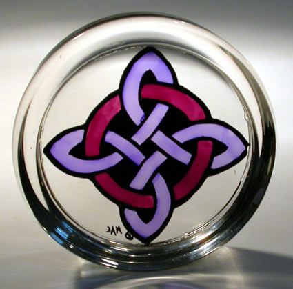 Celtic Paperweight
