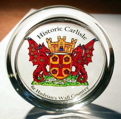 Coat of Arms, Carlisle City Council