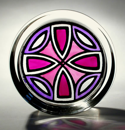 Paperweight - Templar Cross
