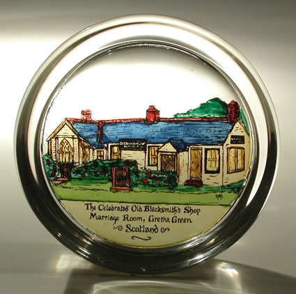 Paperweight - The Old Smithy - Gretna Green