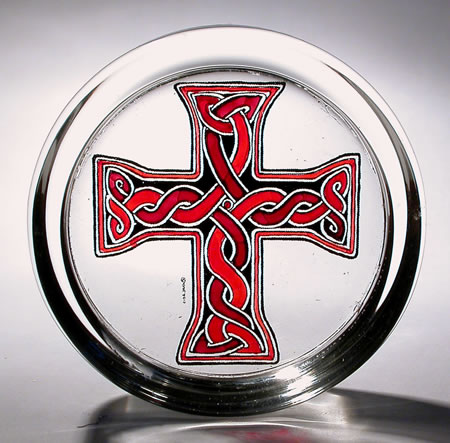 Celtic Donegal Cross