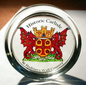 Carlisle City Council Coat of Arms