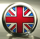 Union Flag Paperweight